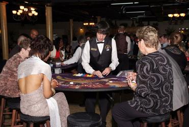 Corporate Casino Night - Corporate Event Venues